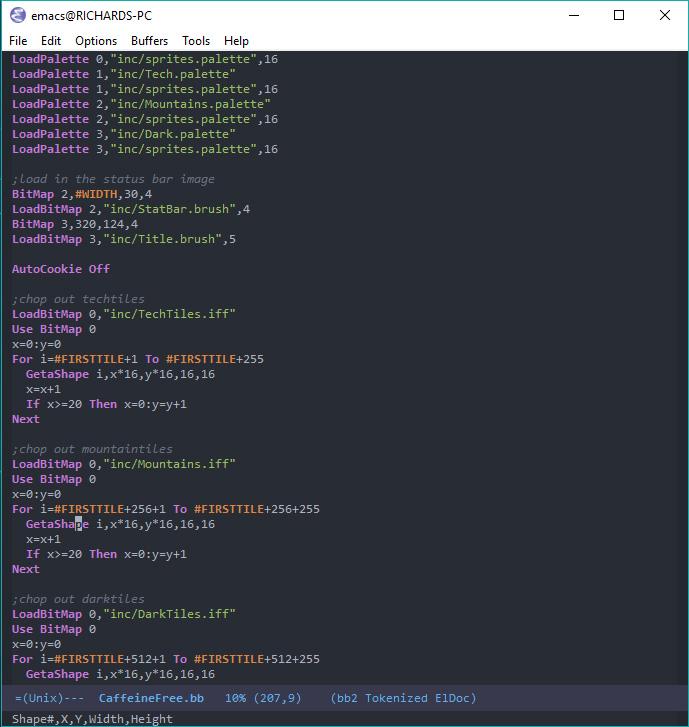 bb2-mode screenshot